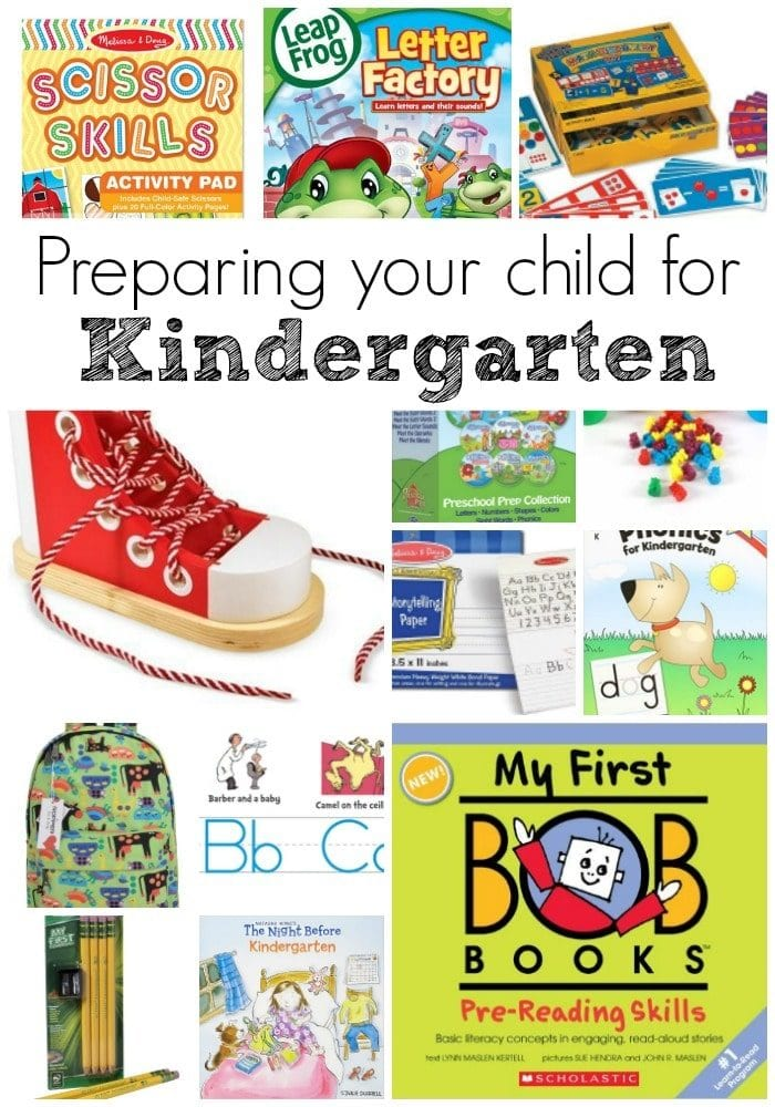 What Should a Child Know Before Kindergarten · The Typical Mom