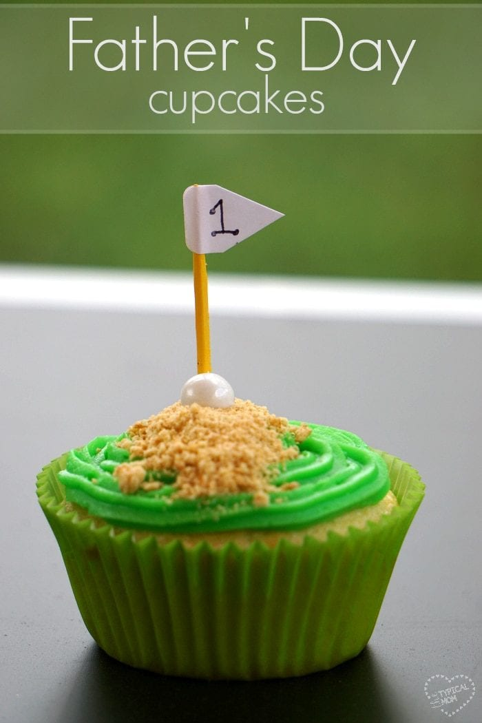 fathers day cupcakes the typical mom. Black Bedroom Furniture Sets. Home Design Ideas