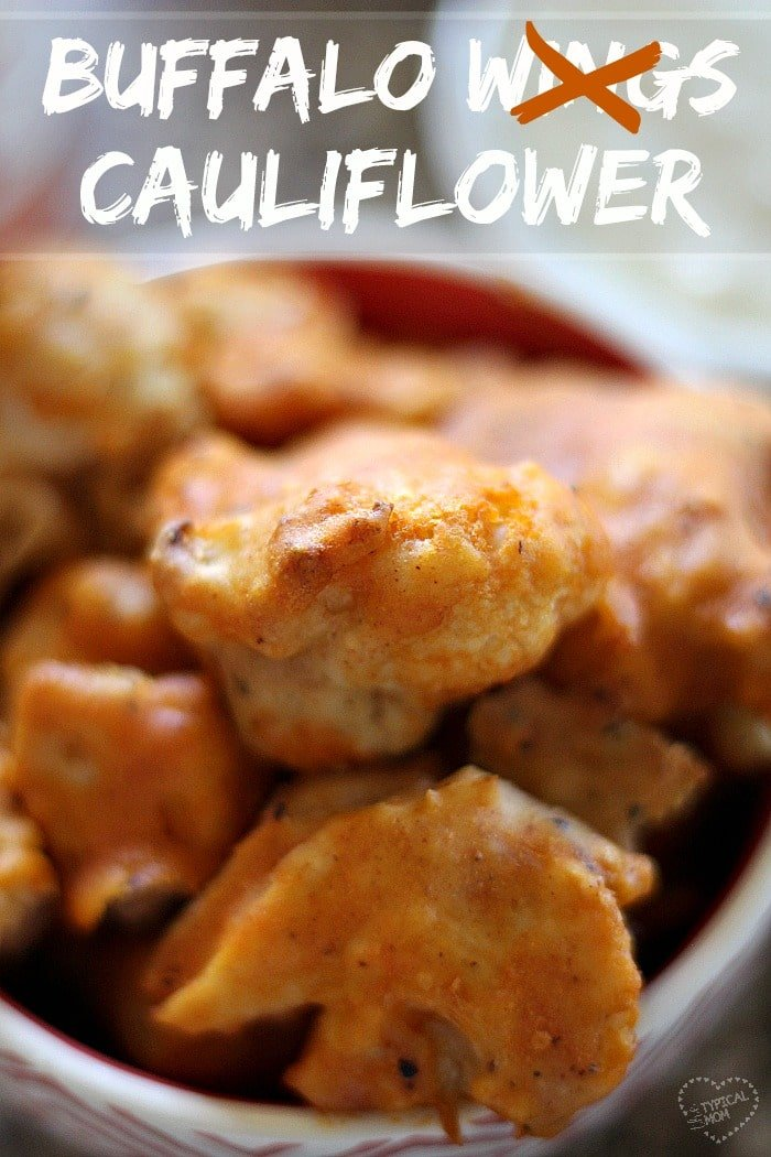 Baked Cauliflower Recipe 183 The Typical Mom