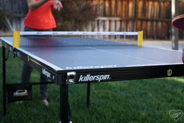 Killerspin Mini Ping Pong Table 183 The Typical Mom