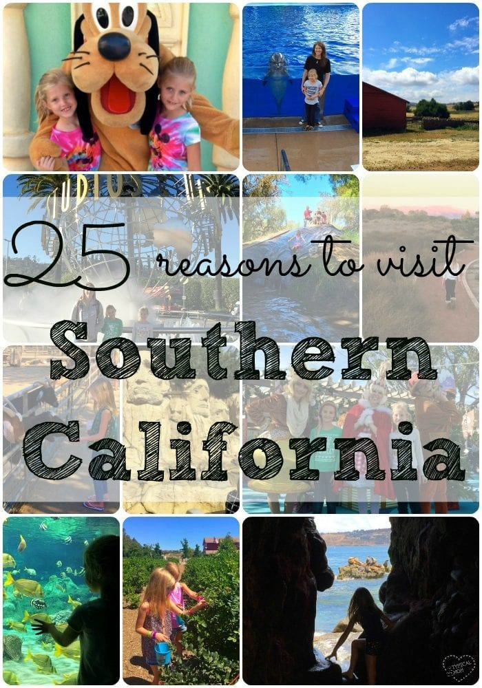 Places To Go In Southern California