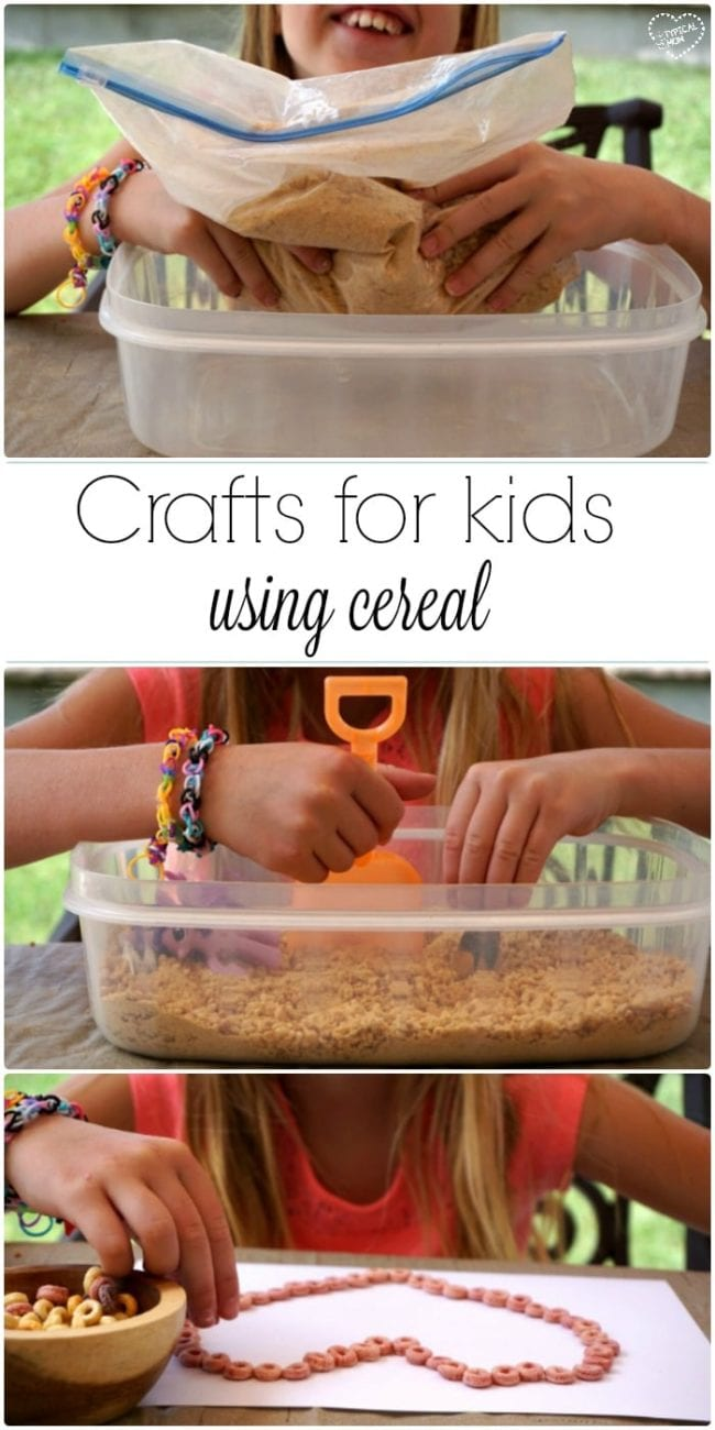 Simple crafts for kids the typical mom for Inexpensive crafts for kids