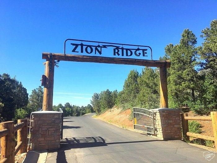 Zion Ponderosa