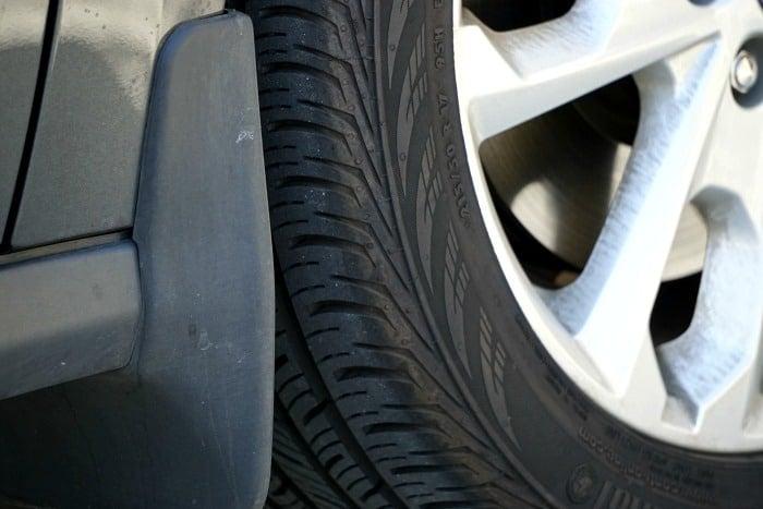 sam's club tires