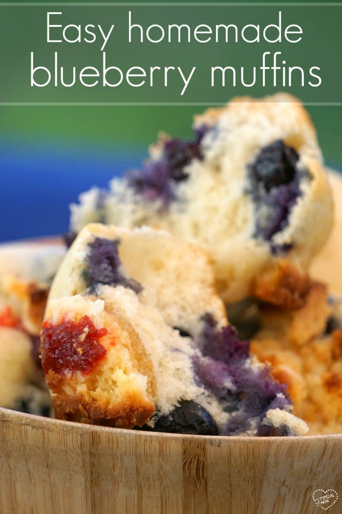 a tips how to make blueberry muffins This recipe for blueberry muffins will deliver the perfect crown on top of your muffins also great basic recipe for all types of muffins.