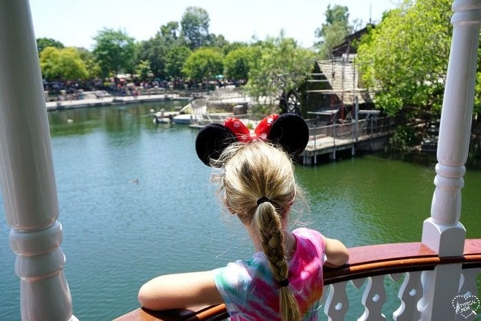 Things to do in Disneyland.