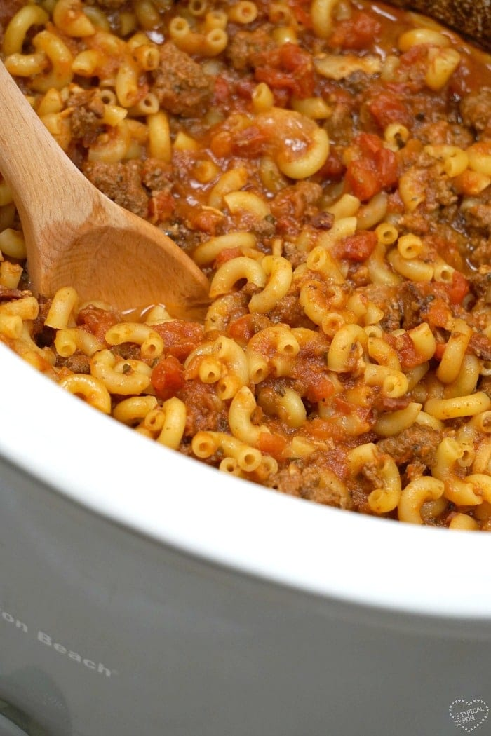 Easy Crockpot Hamburger Helper Recipe How To Video