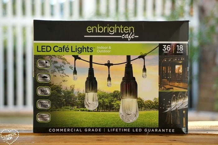 enbrighten cafe lights