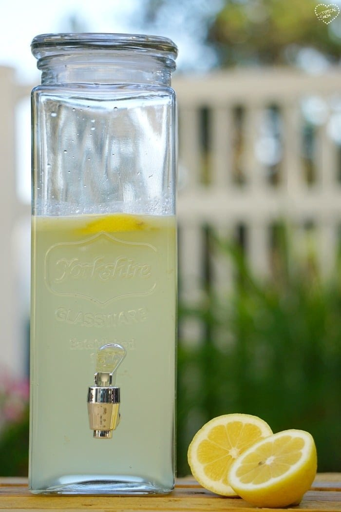 fresh squeezed lemonade recipe