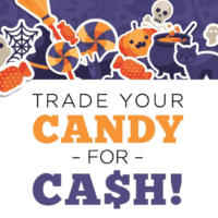 What to do with your candy after Halloween