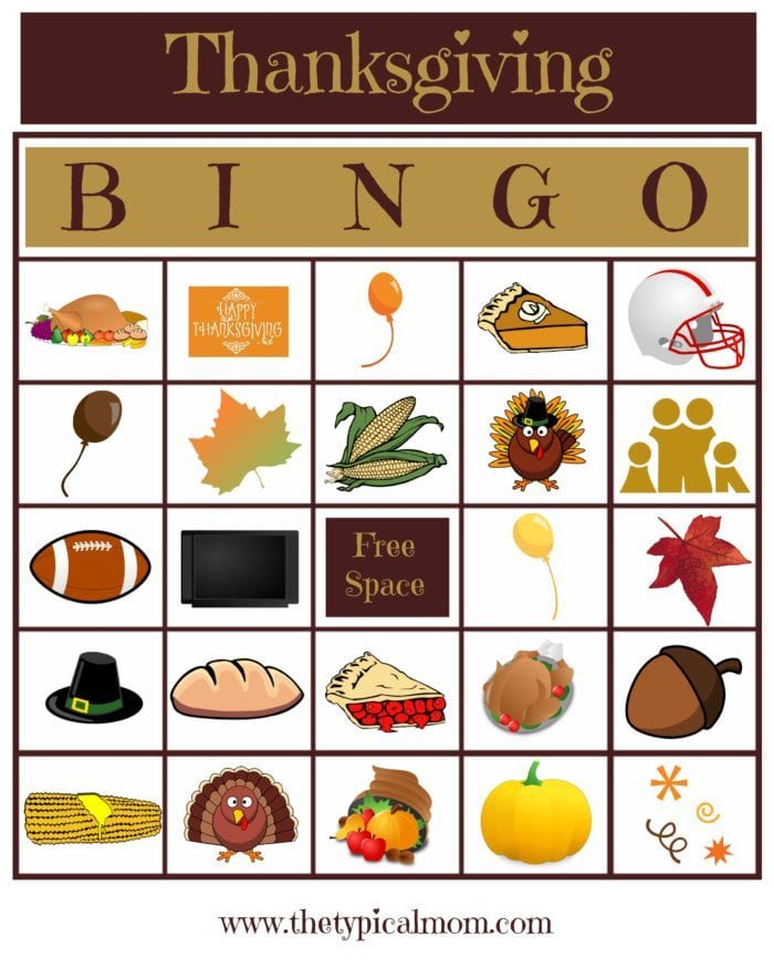photo about Thanksgiving Bingo Printable identified as Thanksgiving Bingo - Totally free Printable Match Playing cards for the Vacations