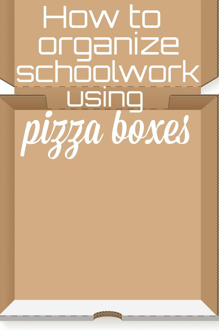 school binder organization