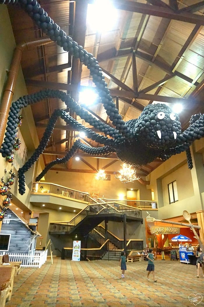 The Lodge At Bryce Canyon Dining Room: Great Wolf Lodge Howloween · The Typical Mom