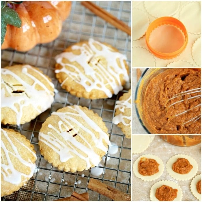 You've got to try these easy pumpkin pie hand pies!