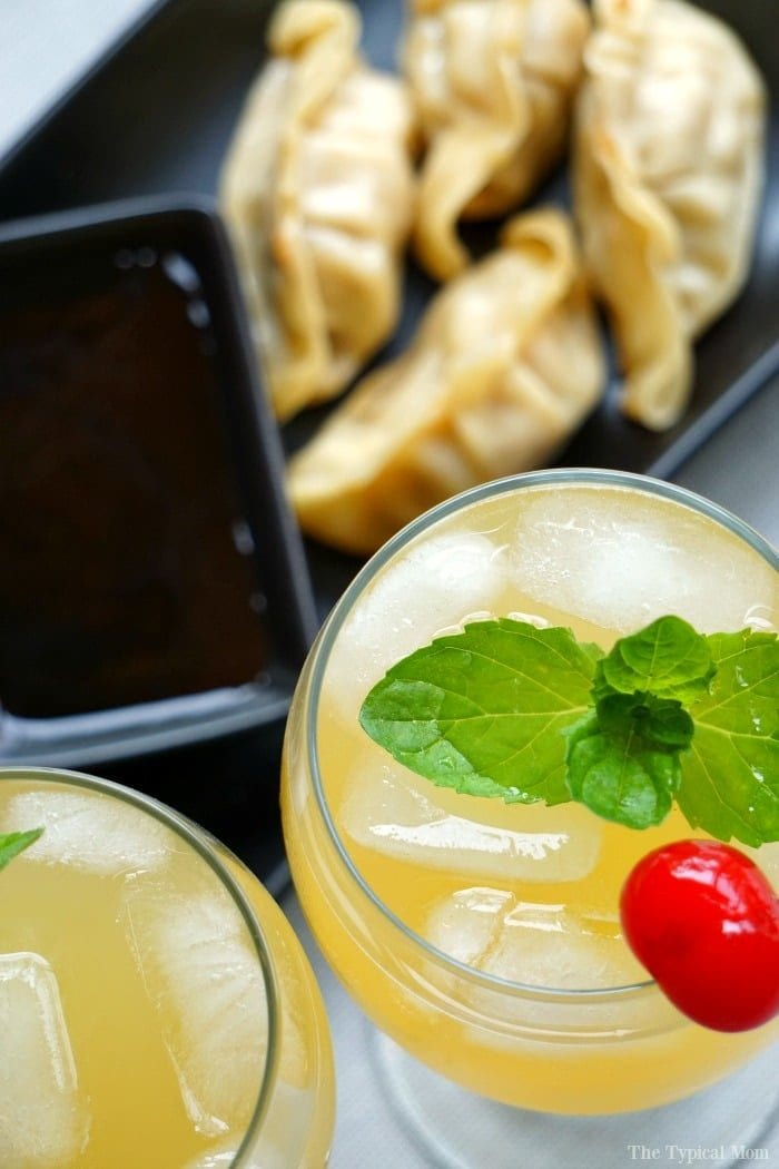 pineapple cocktail recipe
