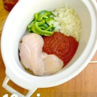 The Easiest Crockpot Chicken Cacciatore Recipe