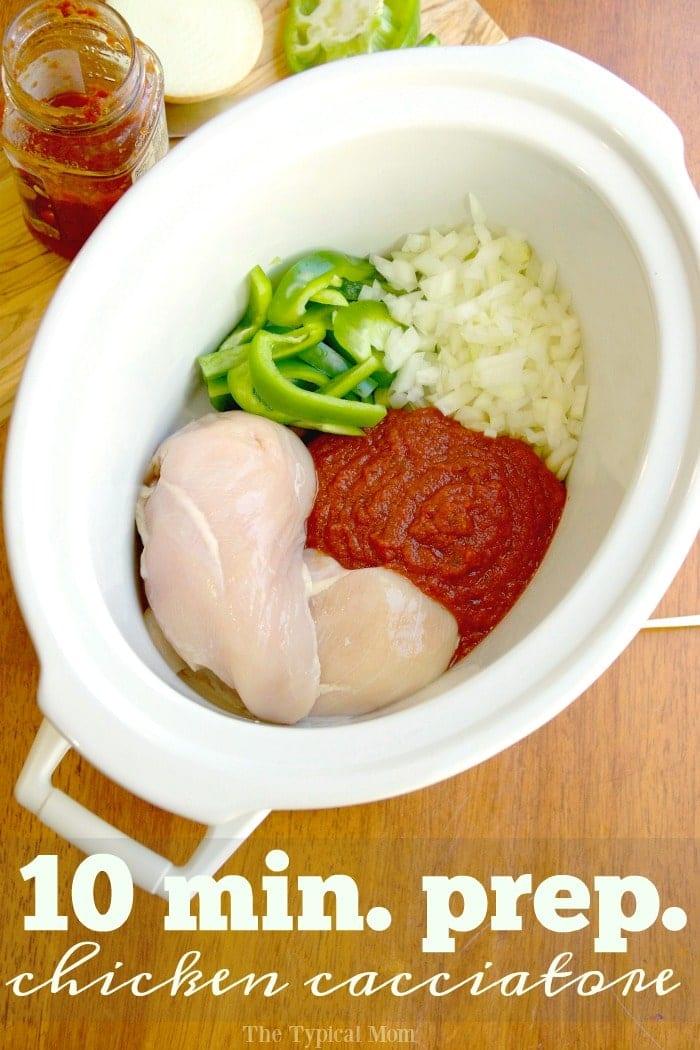 crockpot-chicken-cacciatore