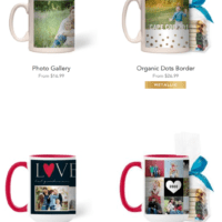 Personalized Gift Ideas from Shutterfly