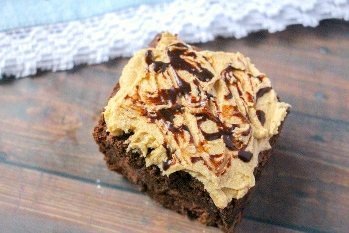 homemade peanut butter frosting