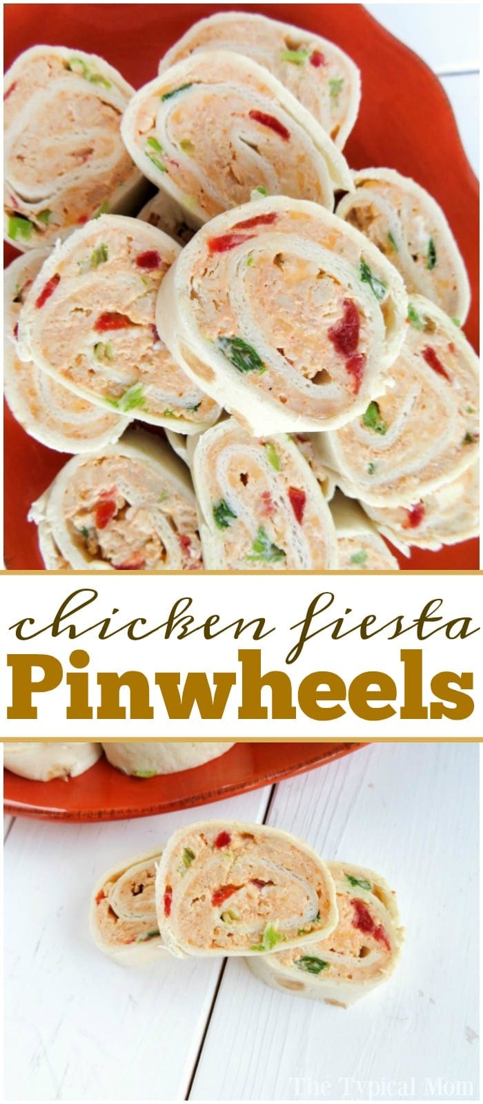Cream cheese pinwheels · The Typical Mom
