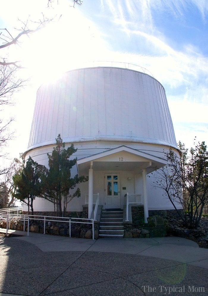 Lowell Observatory Is An Amazing Place To Visit On Top Of A Hill In Flagstaff Arizona It Has Beautiful View And Large Telescope Look Through