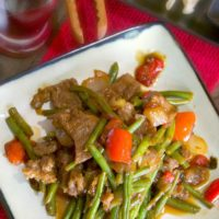 15 Minute Mongolian Beef