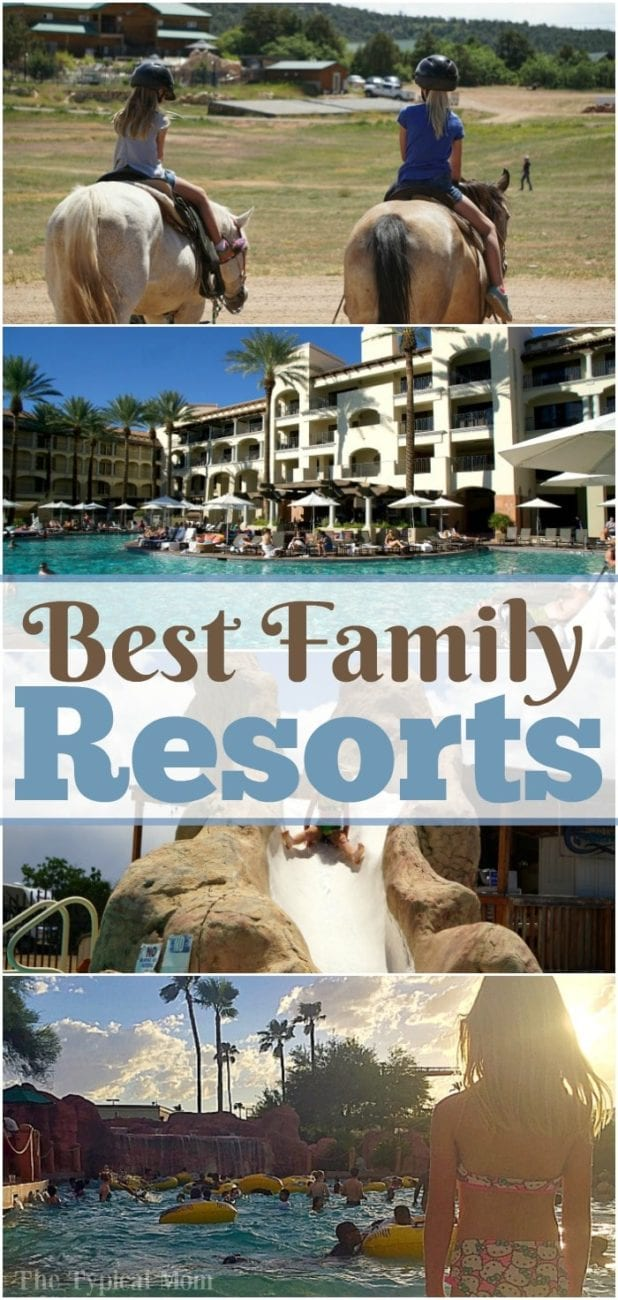 best family resorts
