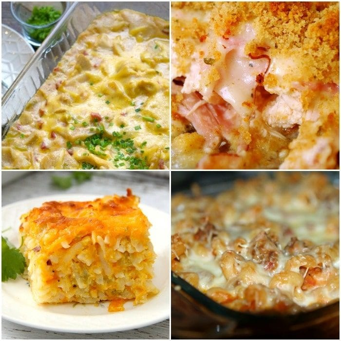 quick and easy casseroles