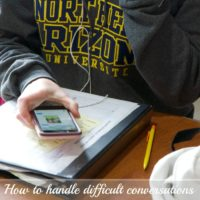 How to handle difficult conversations with your teen