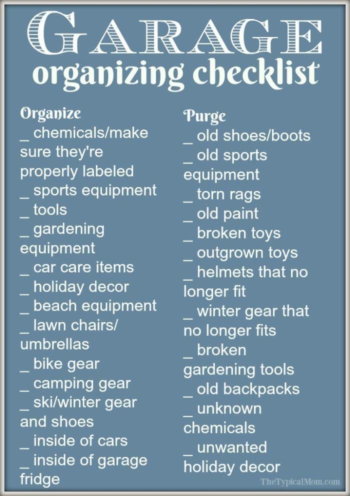Organizing The Garage Ideas Part - 40: Garage Organization Ideas