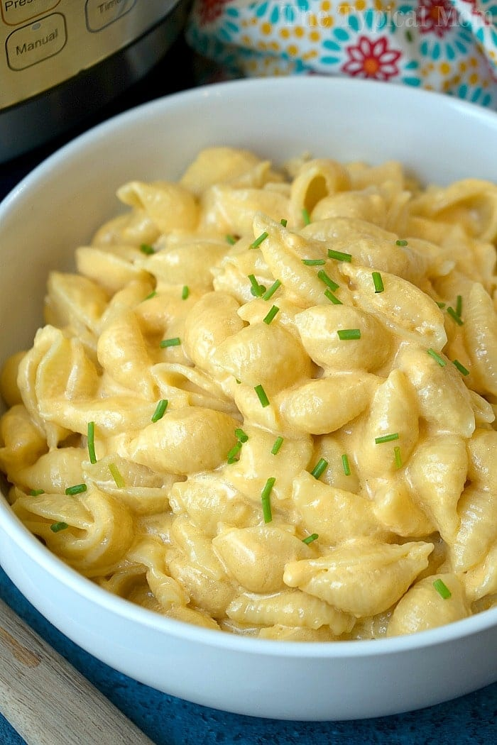 4 Ingredient Instant Pot Macaroni And Cheese Video