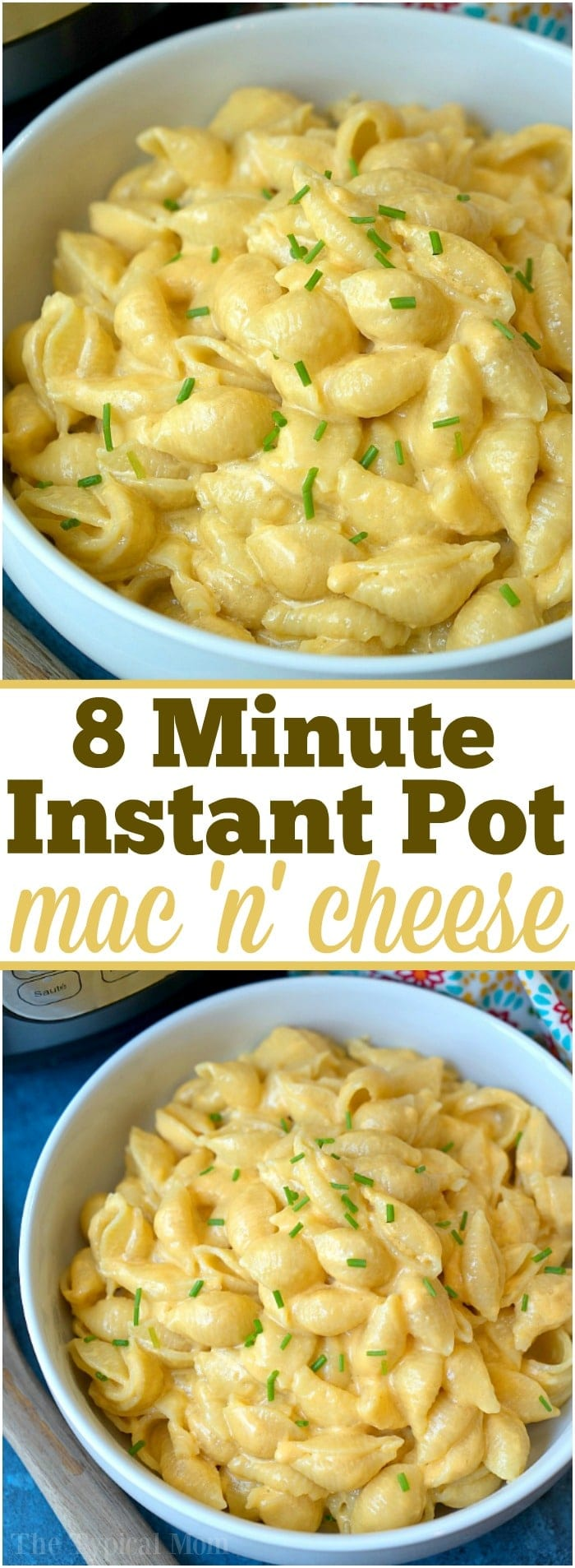 instant pot macaroni and cheese 3