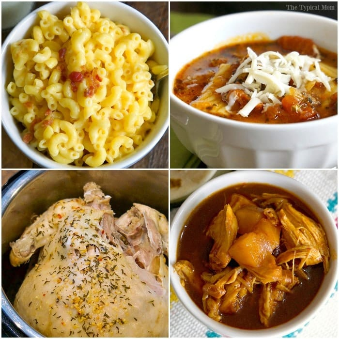 Instant pot recipes the typical mom for Chicken recipes for the instant pot