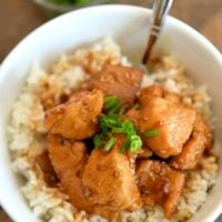 The Best Instant Pot Teriyaki Chicken