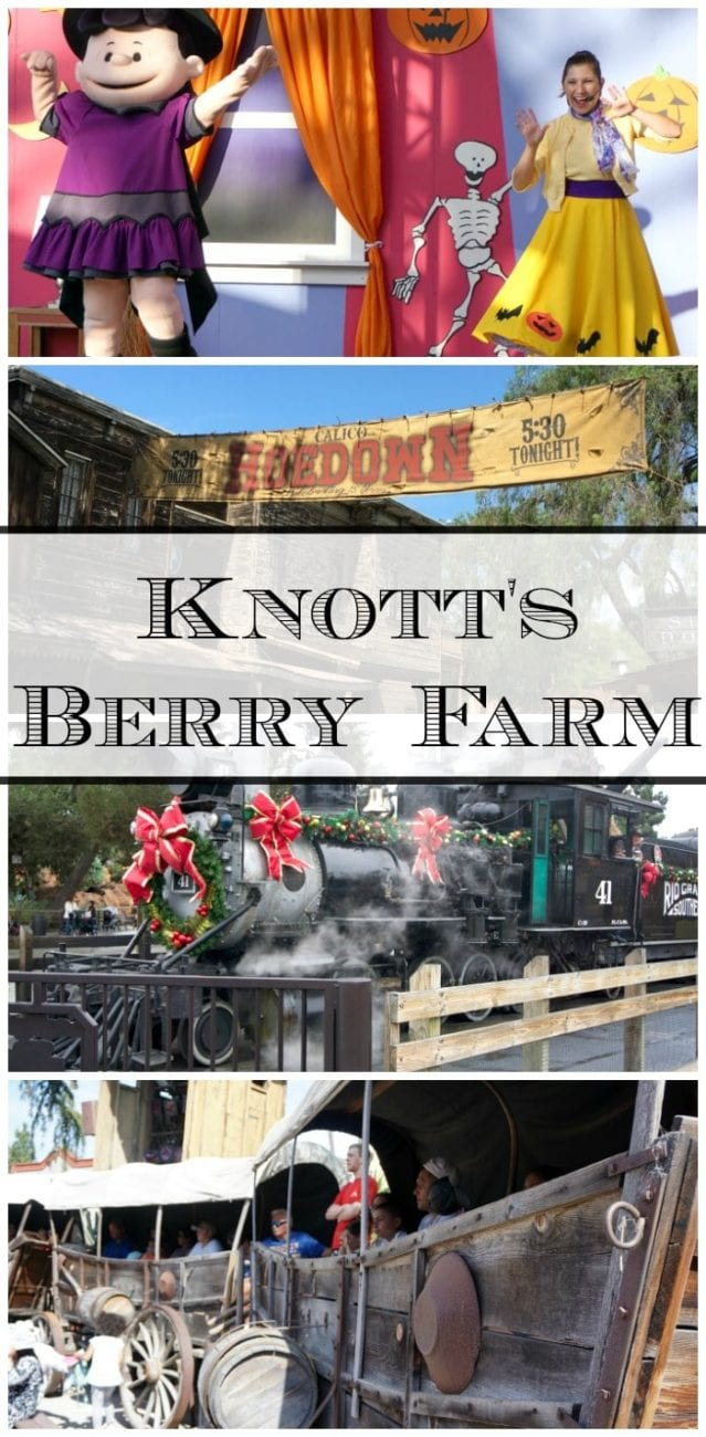 knotts berry farm california