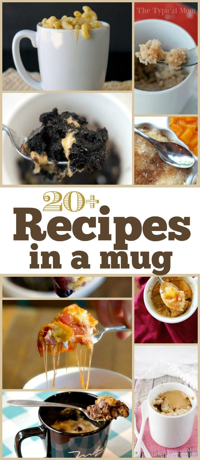 mug recipes