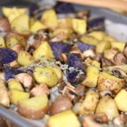 Potato medley recipe