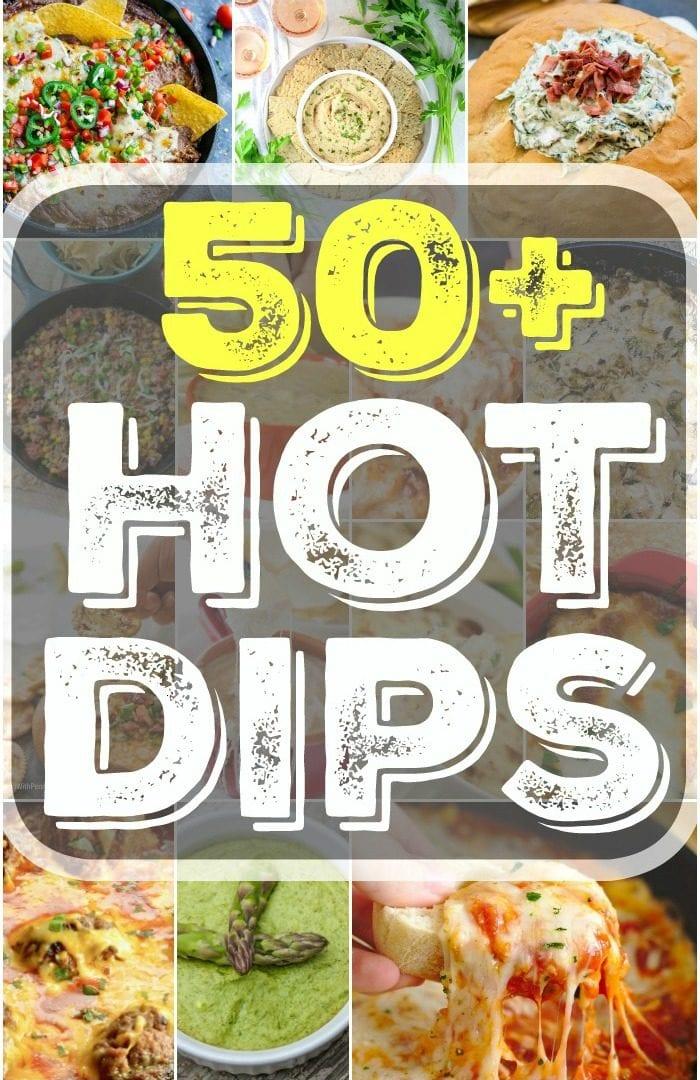 The Best Hot Dip Recipes