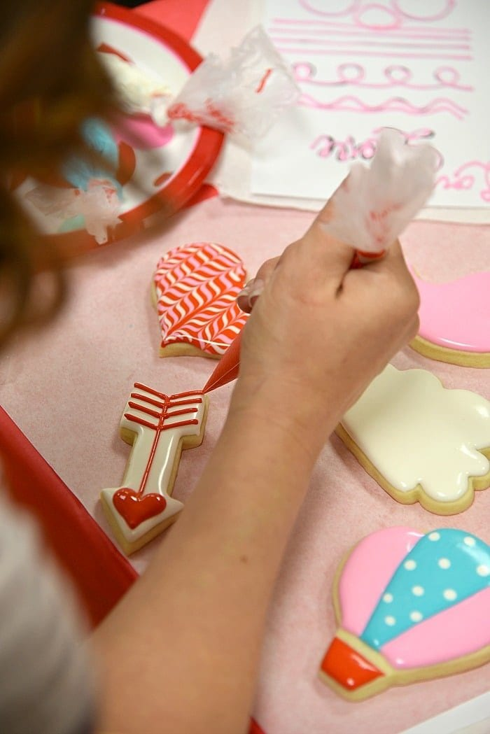 cookie decorating class temecula