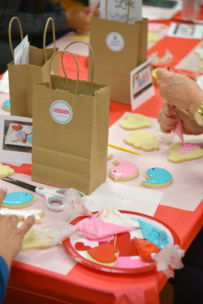 Cookie Decorating Class · The Typical Mom. Kitchens By Design. Cad Kitchen Design. Kitchen Lighting Design Tips. Sleek Kitchen Designs. Kitchen Cabinetry Design. Design A New Kitchen. Small Kitchen Design Ideas. White Cabinet Kitchen Designs