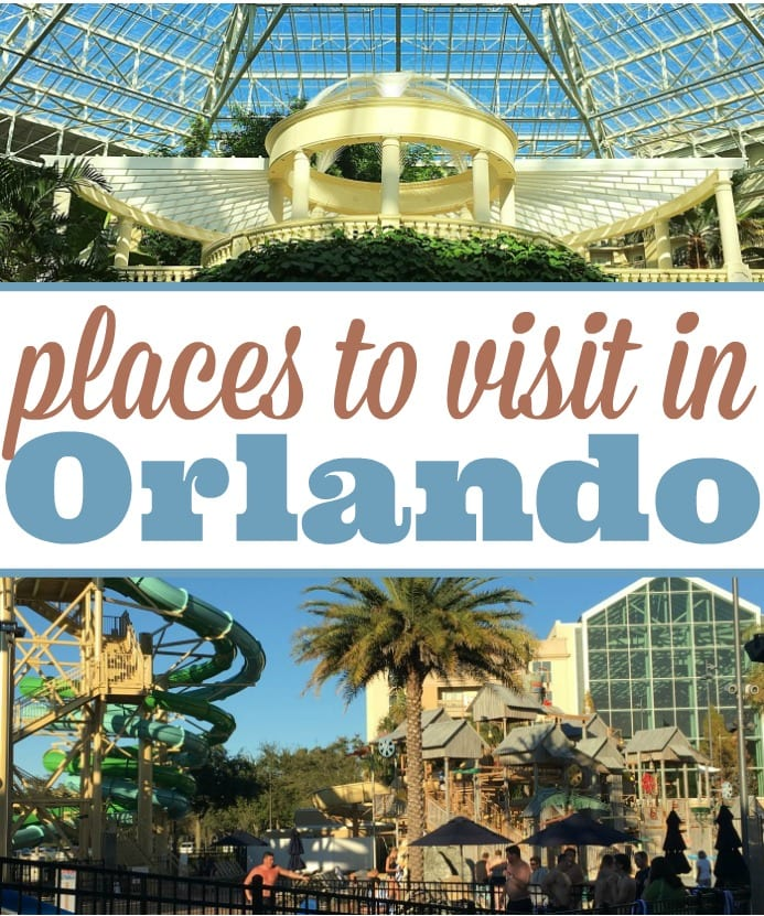 Places To Vacation On Budget: Places To Visit In Orlando · The Typical Mom