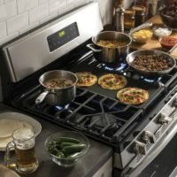Ideal Oven and Range for a Large Family