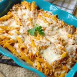 Cheesy and Easy Lasagna Casserole Recipe