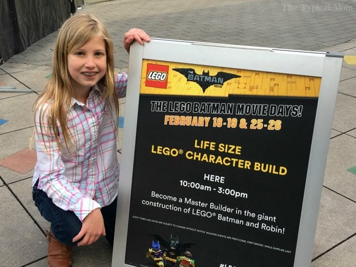 legoland batman days