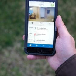 Smart Home Alarm System You Can Access on Your Phone
