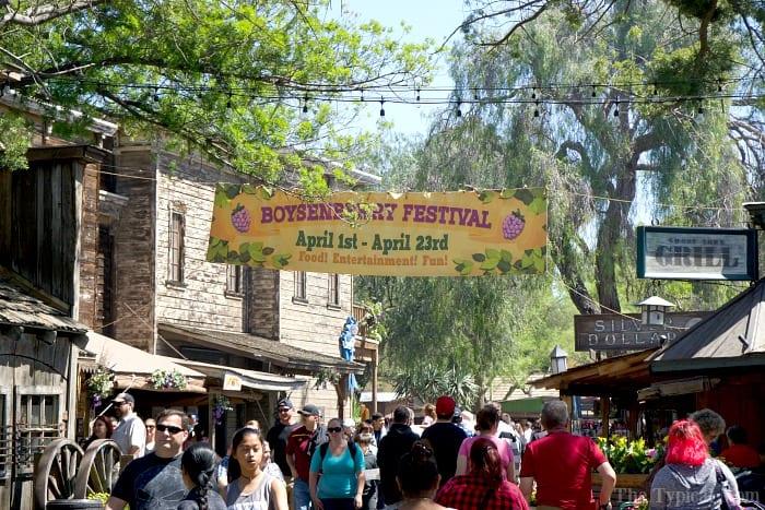 knotts boysenberry festival