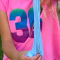 How to Make Laundry Detergent Slime
