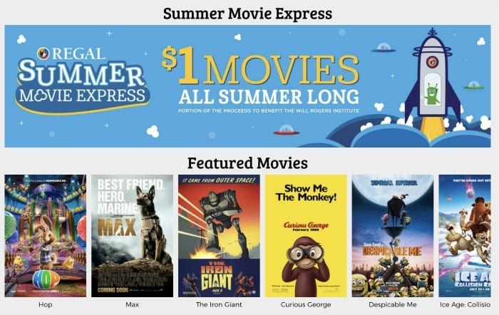 regal edwards dollar movies