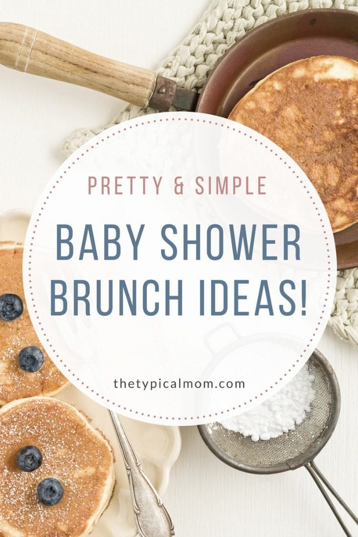 Brunch Menu Ideas The Typical Mom