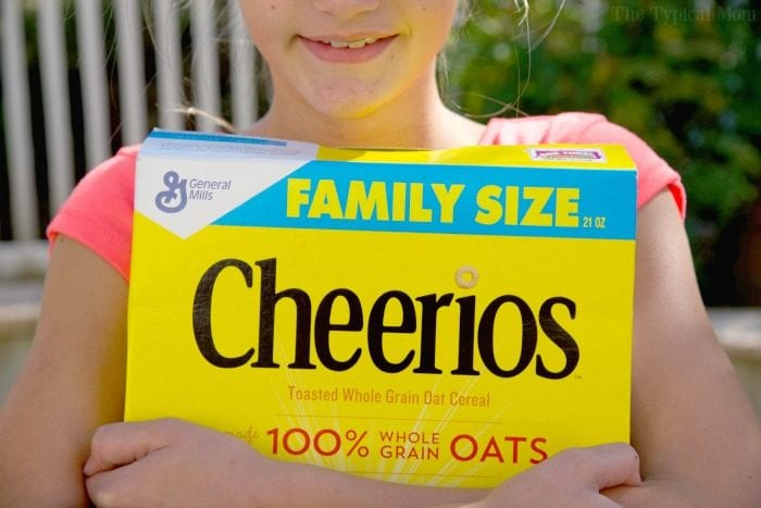 cheerios recipes